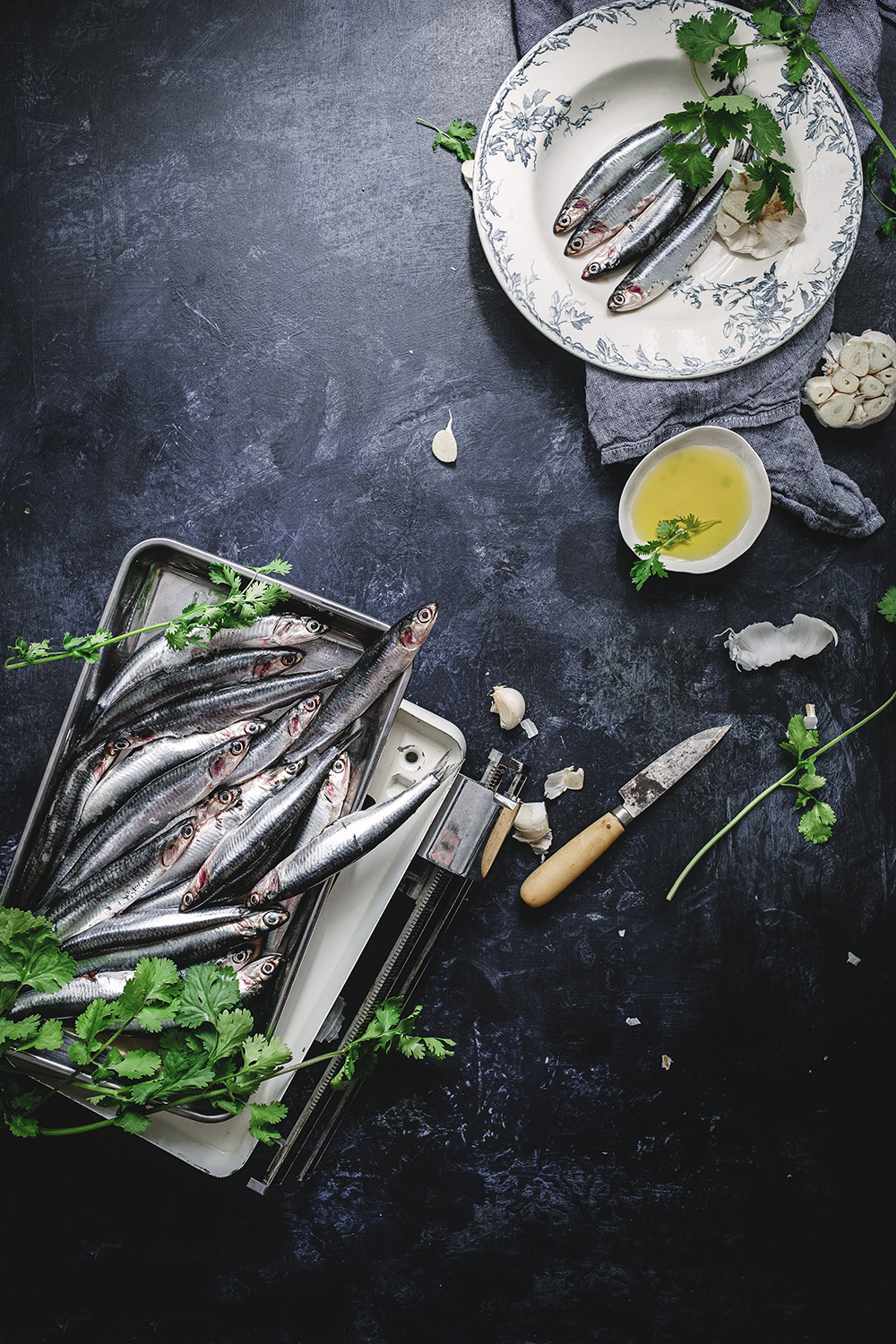 Fish-Anchovies