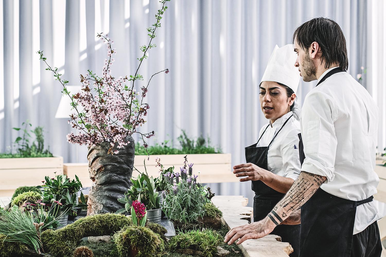 Azurmendi Restaurante